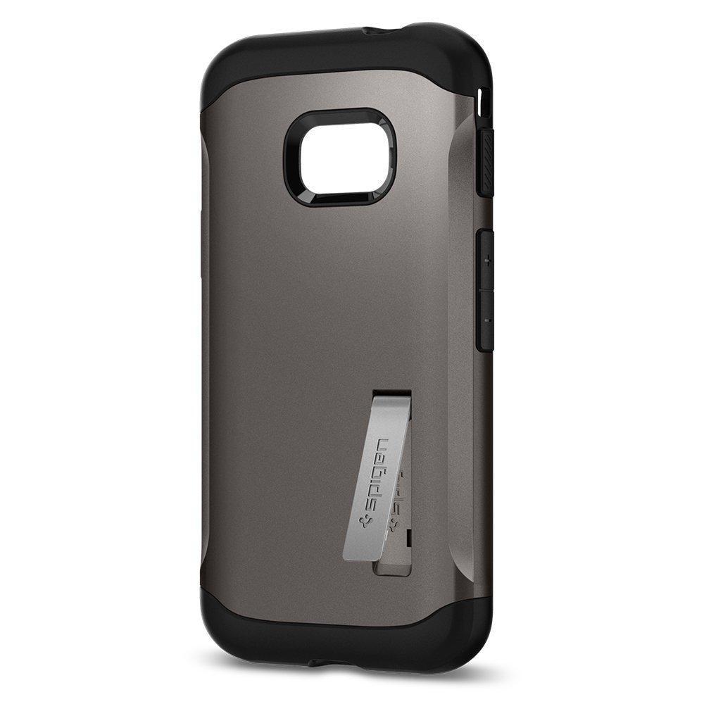 Galaxy Xcover 4/4s Case Slim Armor Gunmetal