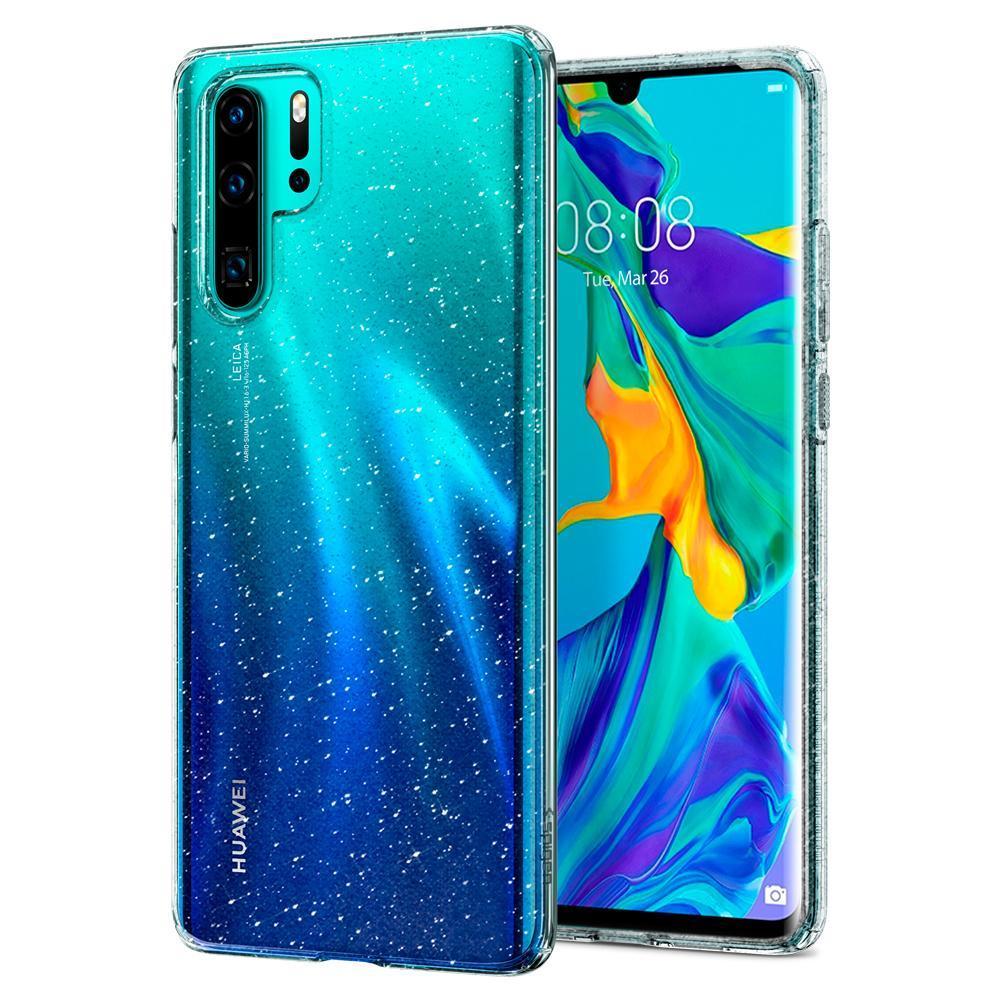 Huawei P30 Pro Case Liquid Crystal Glitter Crystal