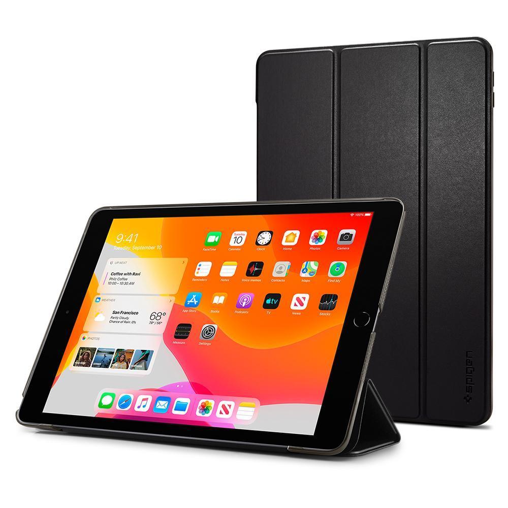 iPad 10.2 2019/2020 Case Smart Fold Black