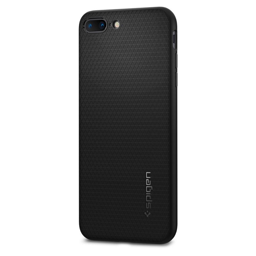 iPhone 7 Plus/8 Plus Case Liquid Air Armor Black