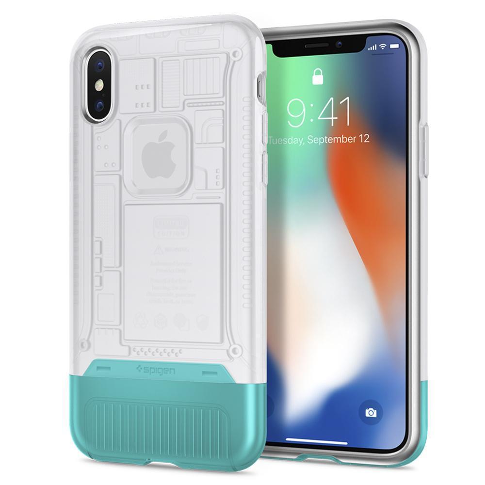 iPhone X/XS Case Classic C1 Snow