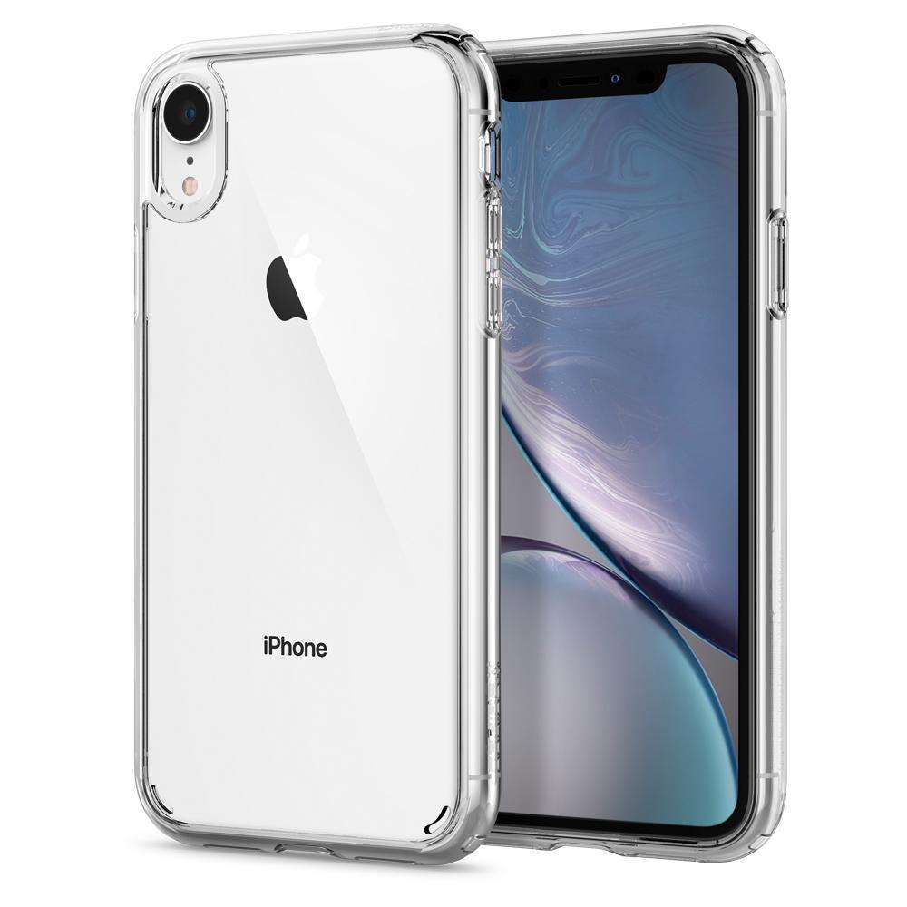 iPhone XR Case Ultra Hybrid Crystal Clear
