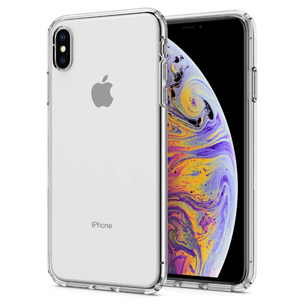 iPhone XS Max Case Liquid Crystal Clear