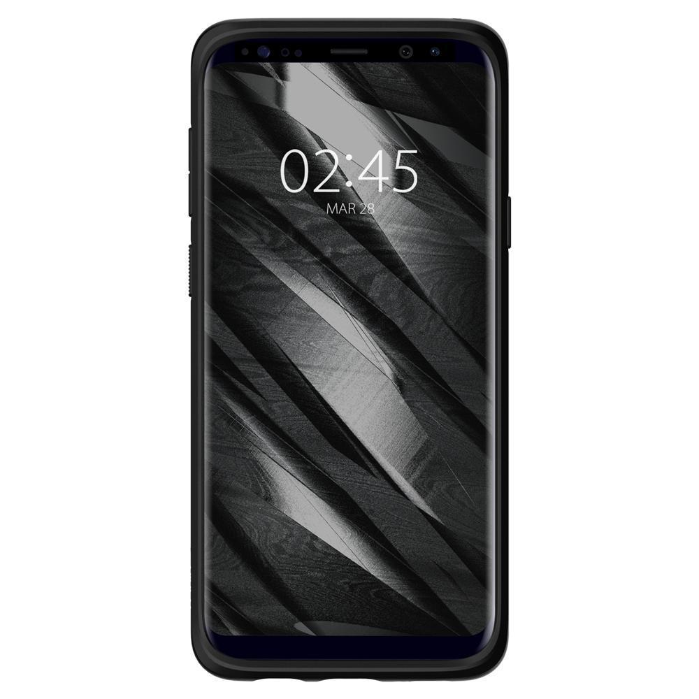 Samsung Galaxy S9 Case Liquid Air Black