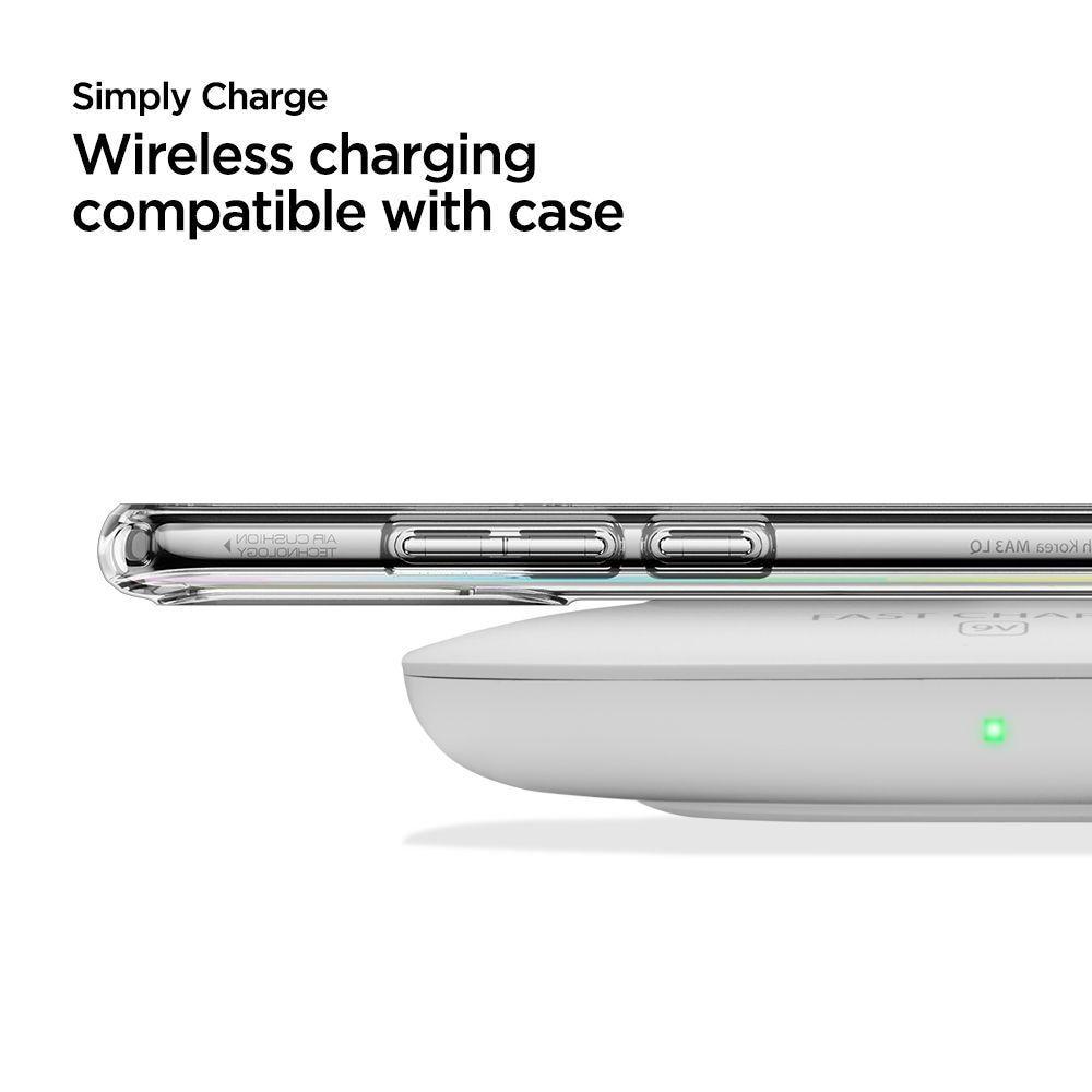 Xiaomi Mi A3 Case Liquid Crystal Clear