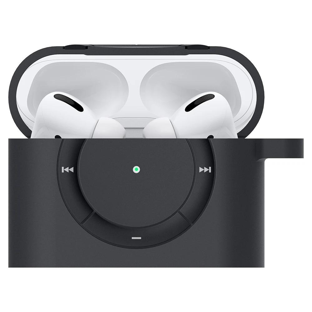 Apple AirPods Pro Case Classic Shuffle Charcoal