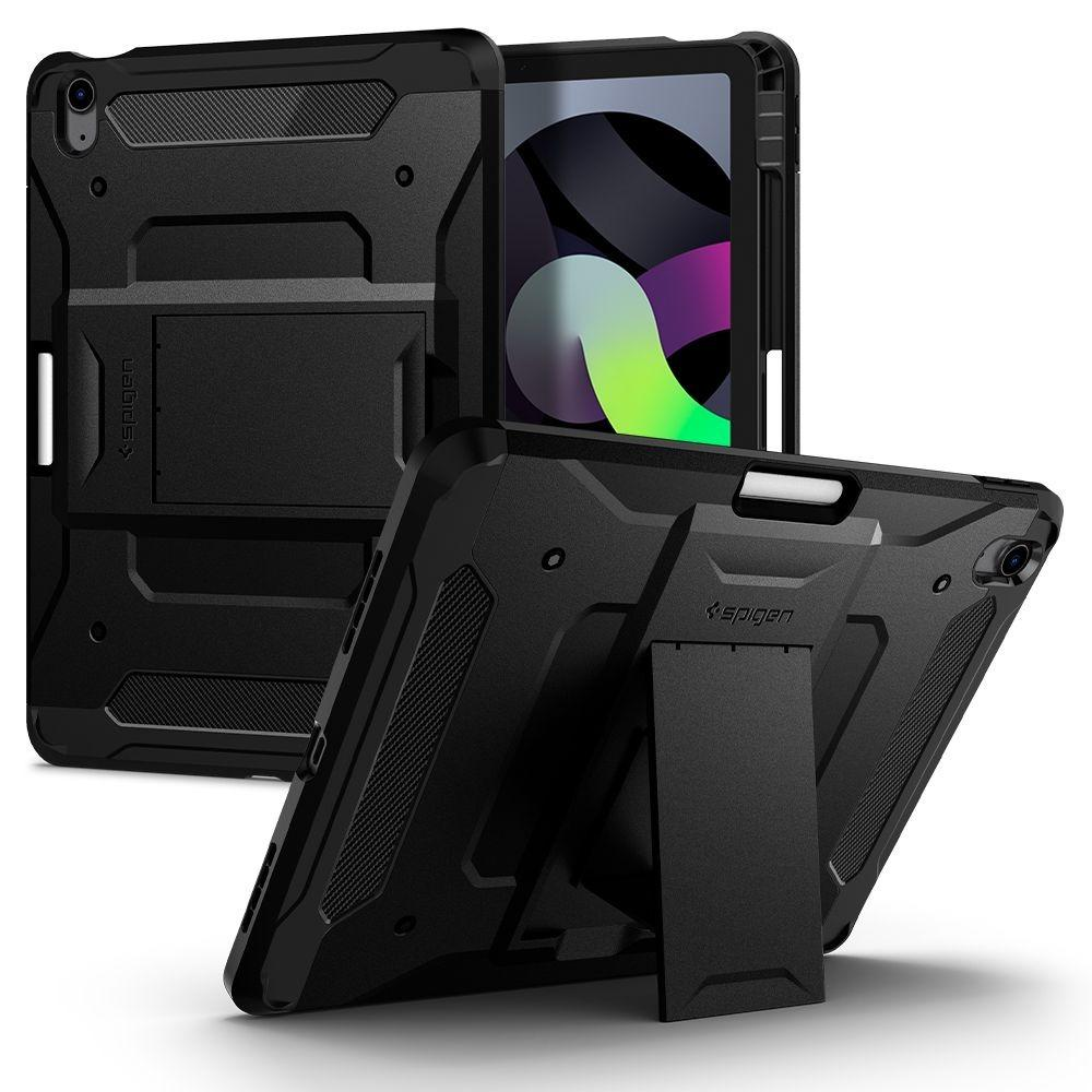 iPad Air 10.9 2020 Case Tough Armor Pro Black