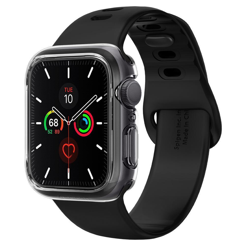 Apple Watch 44mm Case Ultra Hybrid Crystal Clear