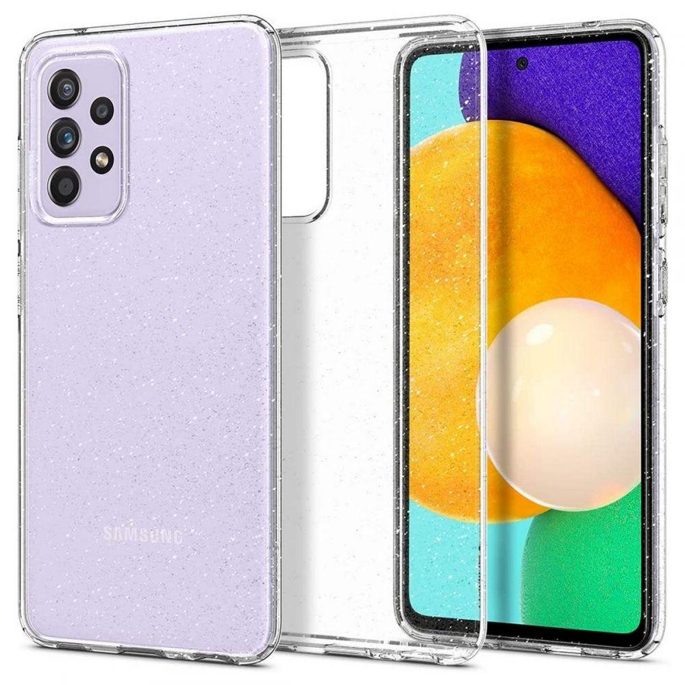 Galaxy A52 Case Liquid Crystal Glitter Crystal