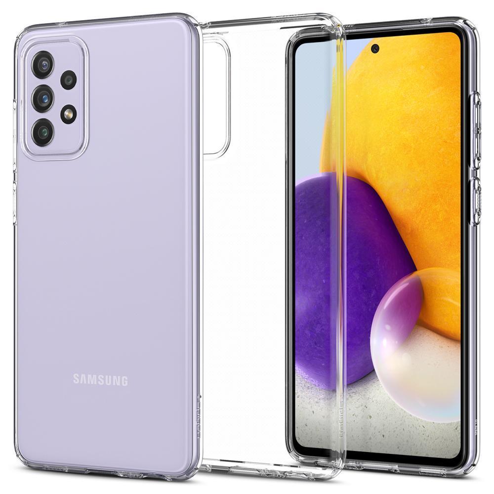 Galaxy A72 5G Case Liquid Crystal Clear