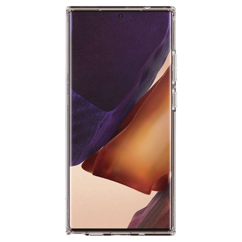 Galaxy Note 20 Ultra Case Liquid Crystal Clear
