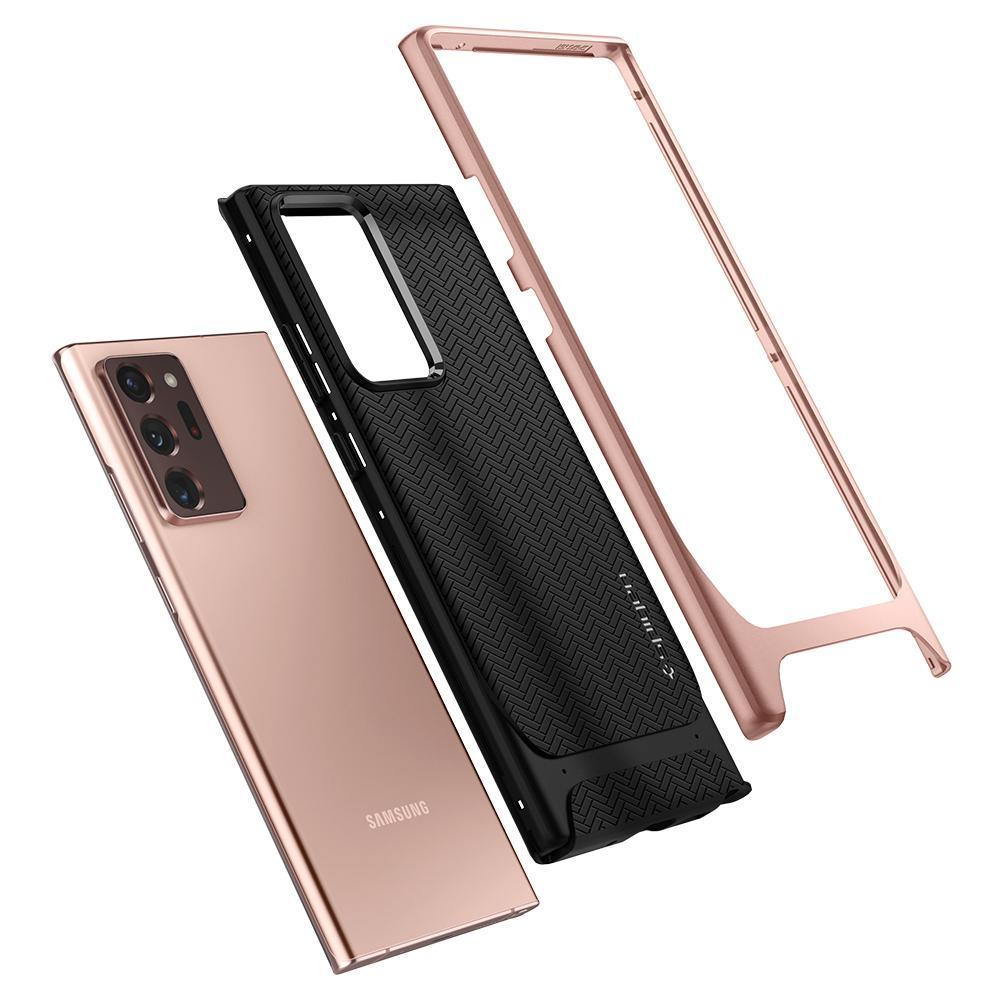 Galaxy Note 20 Ultra Case Neo Hybrid Bronze