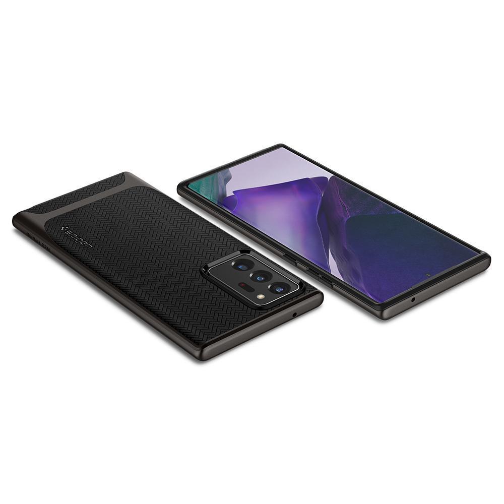 Galaxy Note 20 Ultra Case Neo Hybrid Gunmetal