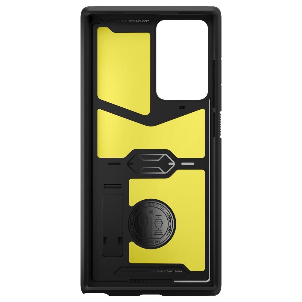 Galaxy Note 20 Ultra Case Tough Armor Black