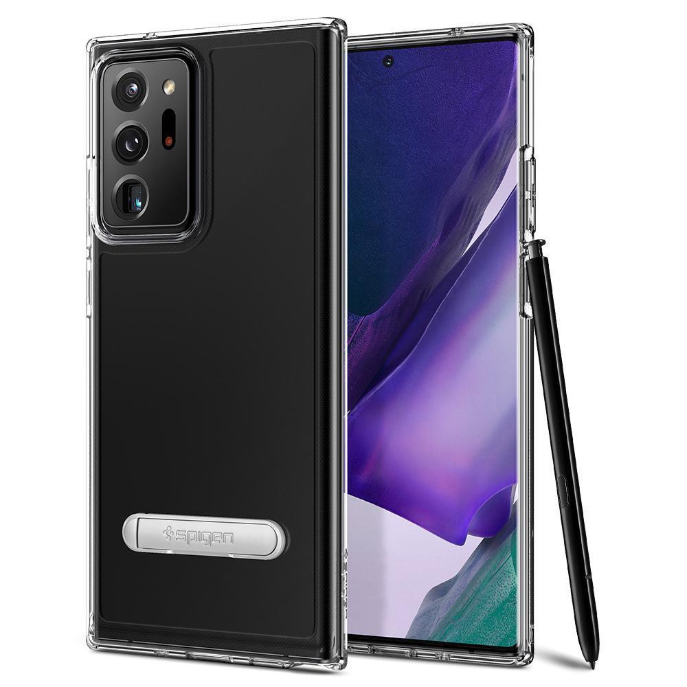 Galaxy Note 20 Ultra Case Ultra Hybrid S Crystal Clear