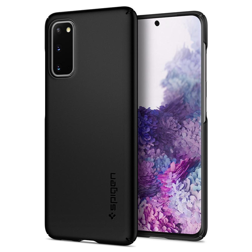 Galaxy S20 Case Thin Fit Black