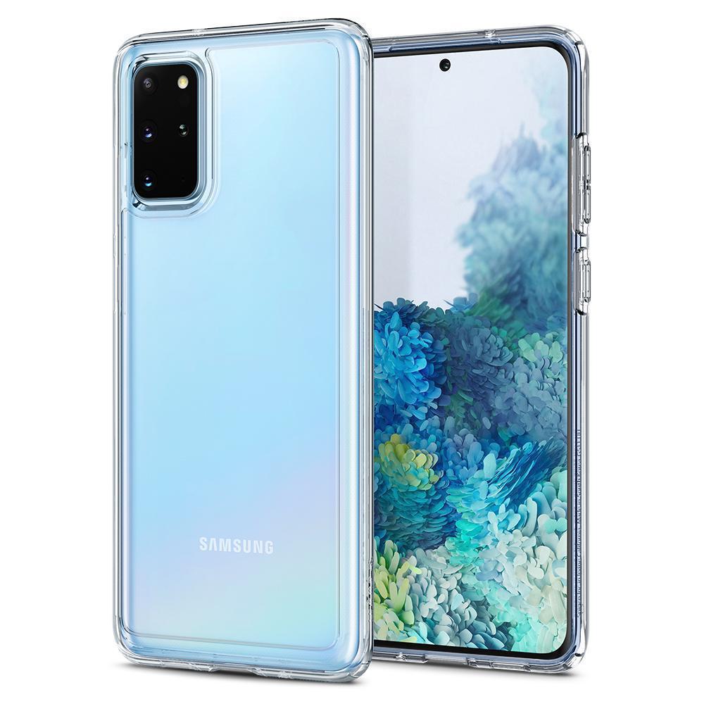 Galaxy S20 Plus Case Ultra Hybrid Crystal Clear
