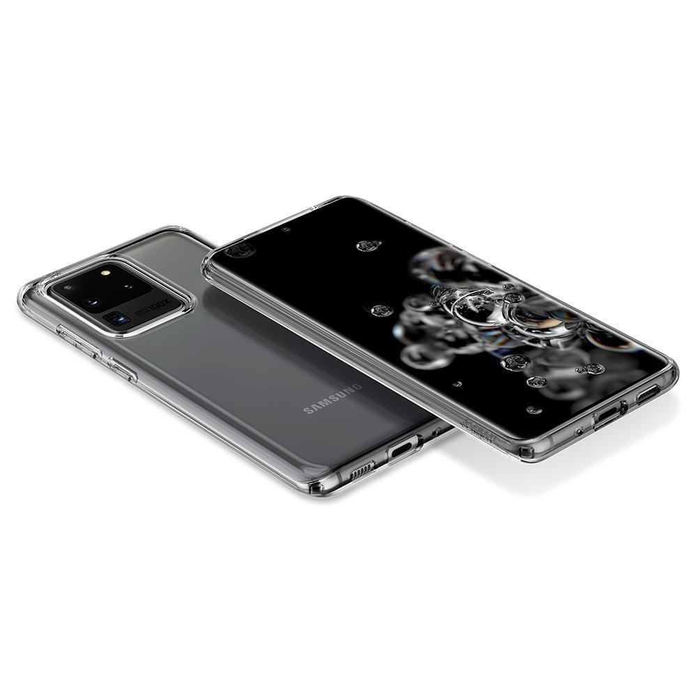 Galaxy S20 Ultra Case Liquid Crystal Clear