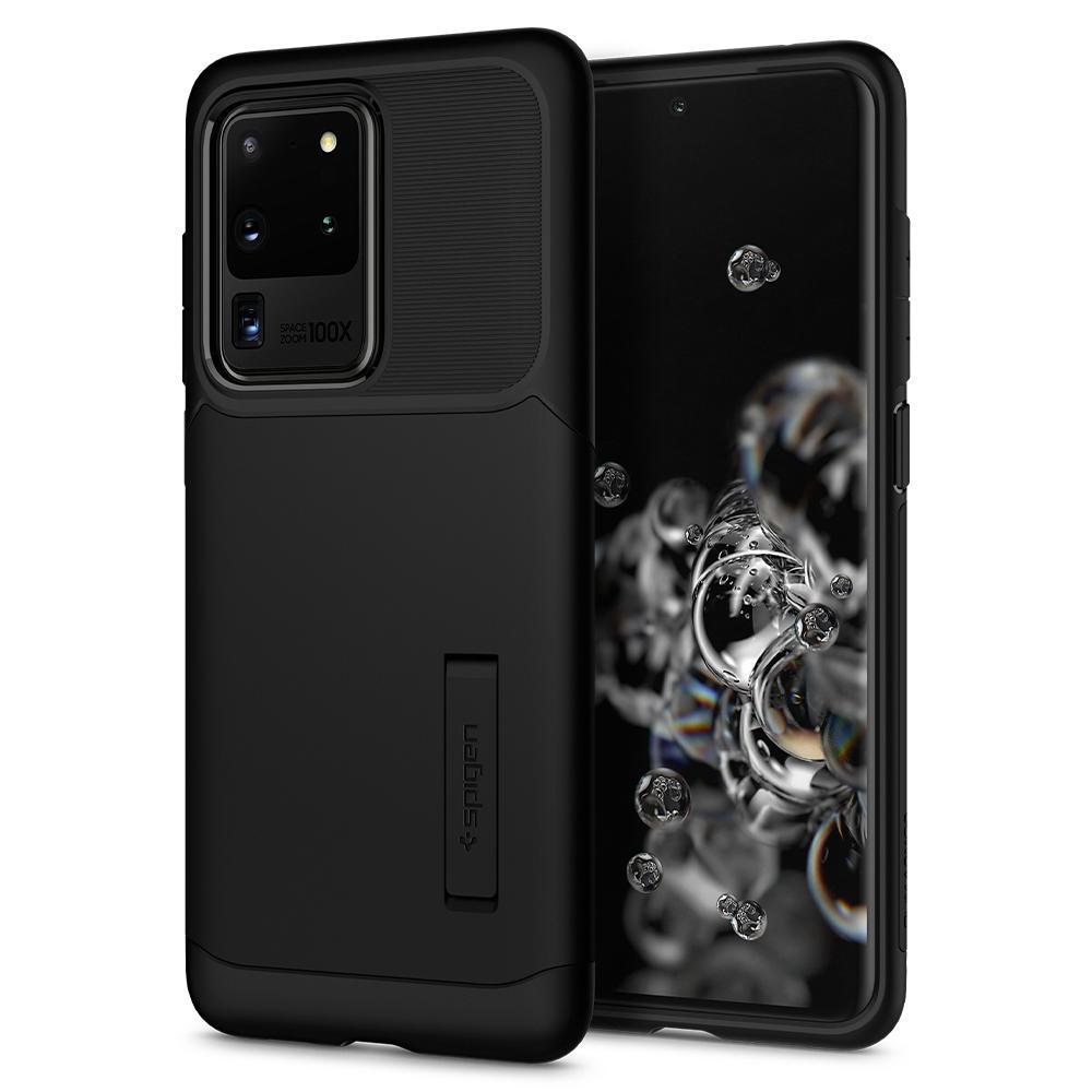 Galaxy S20 Ultra Case Slim Armor Black