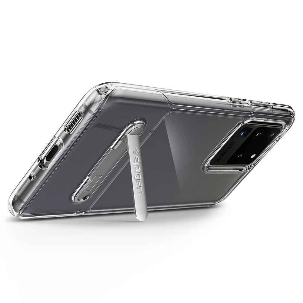 Galaxy S20 Ultra Case Slim Essential S Crystal Clear