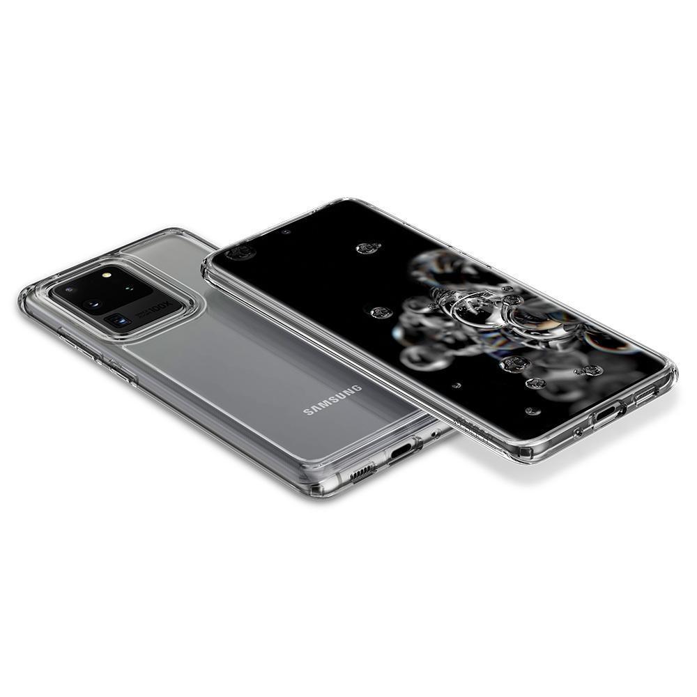 Galaxy S20 Ultra Case Ultra Hybrid Crystal Clear