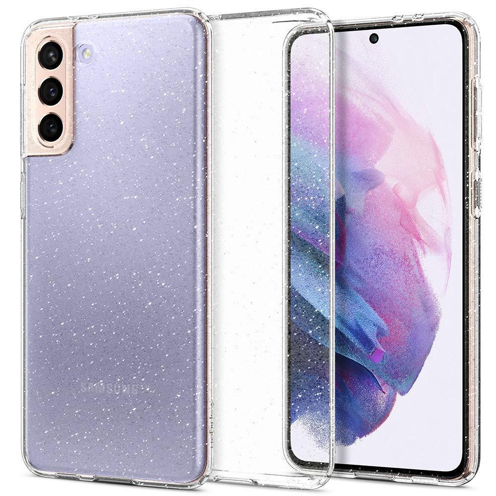 Galaxy S21 Case Liquid Crystal Glitter Crystal