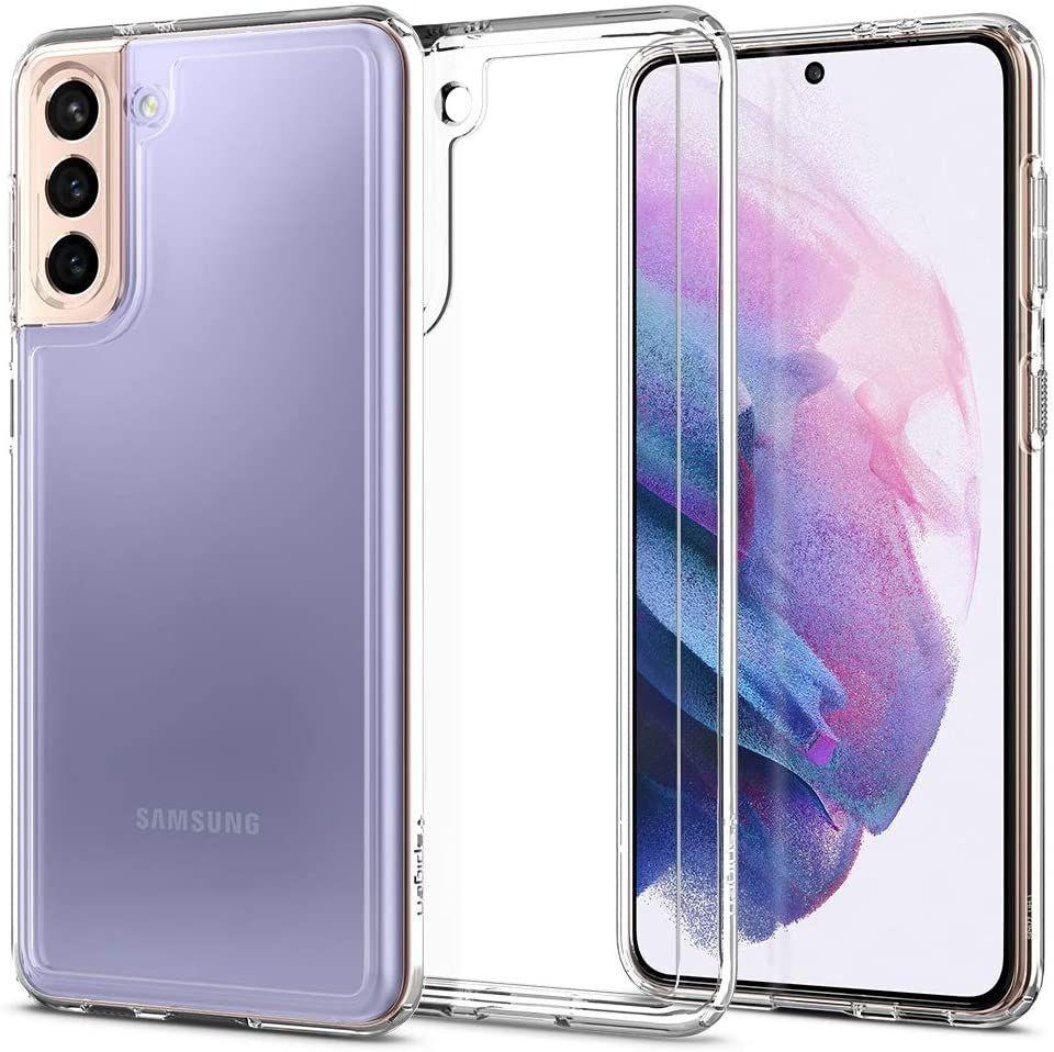 Galaxy S21 Case Ultra Hybrid Crystal Clear