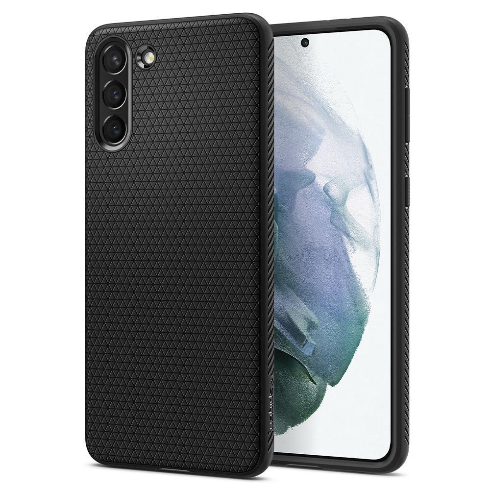 Galaxy S21 Plus Case Liquid Air Black