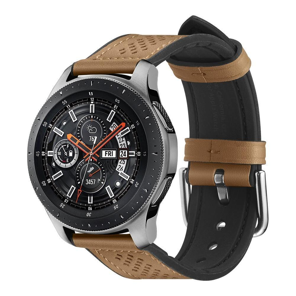 Galaxy Watch 46mm Armband Retro Fit Brown