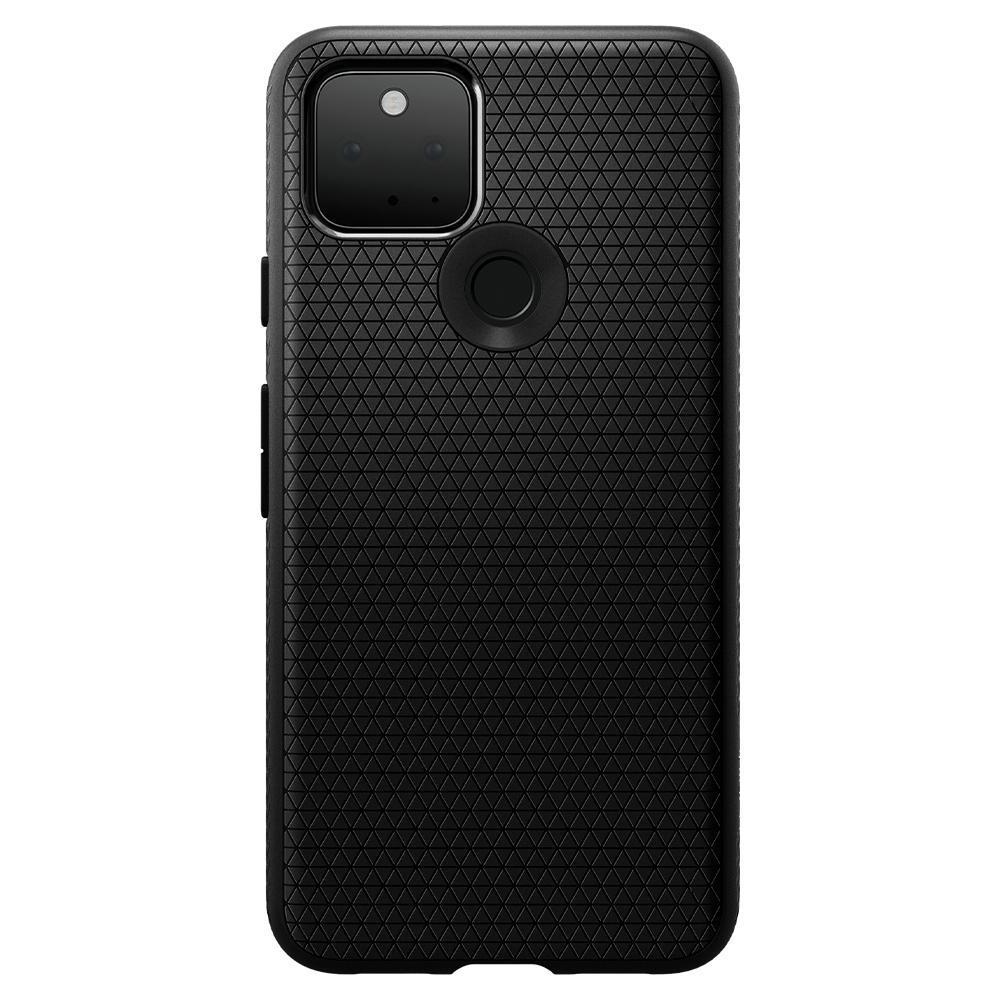 Google Pixel 5 Case Liquid Air Black