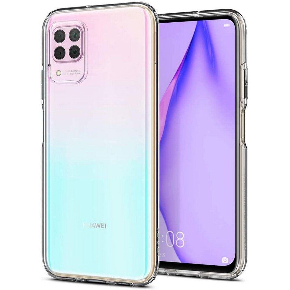 Huawei P40 Lite Case Liquid Crystal Clear
