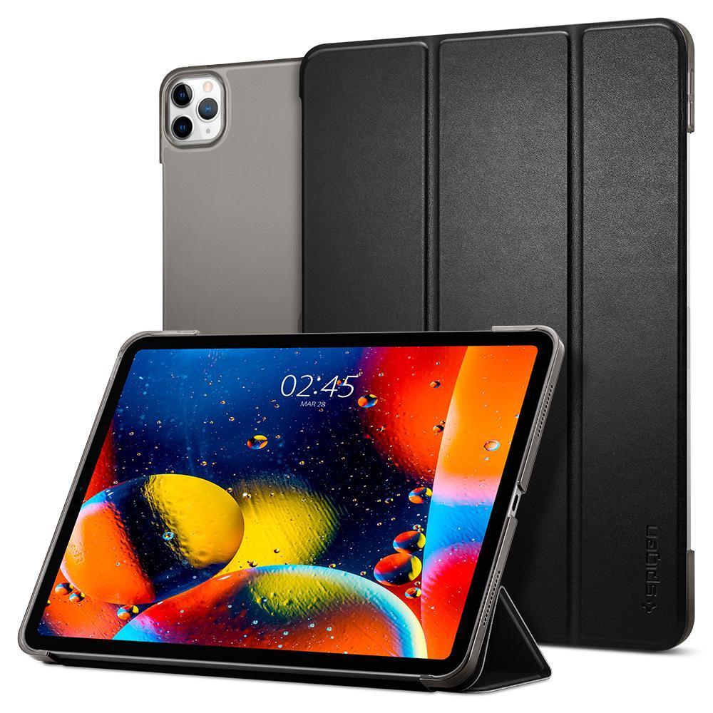 iPad Pro 11 2020 Case Smart Fold Black