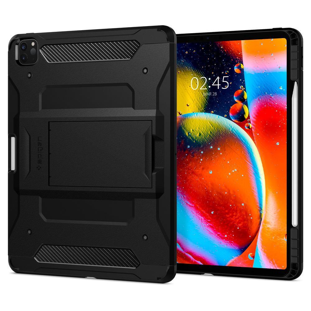 iPad Pro 12.9 2020 Case Tough Armor Pro Black