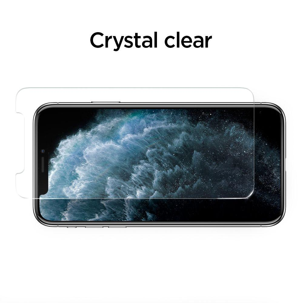 iPhone 11/XR AlignMaster GLAS.tR (2-pack)
