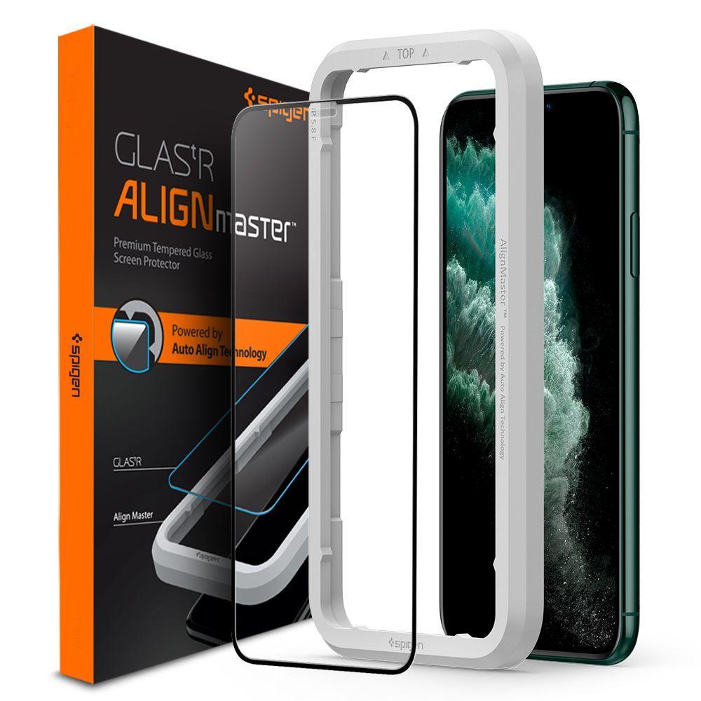 iPhone 11 Pro/XS/X AlignMaster GLAS.tR Full Cover