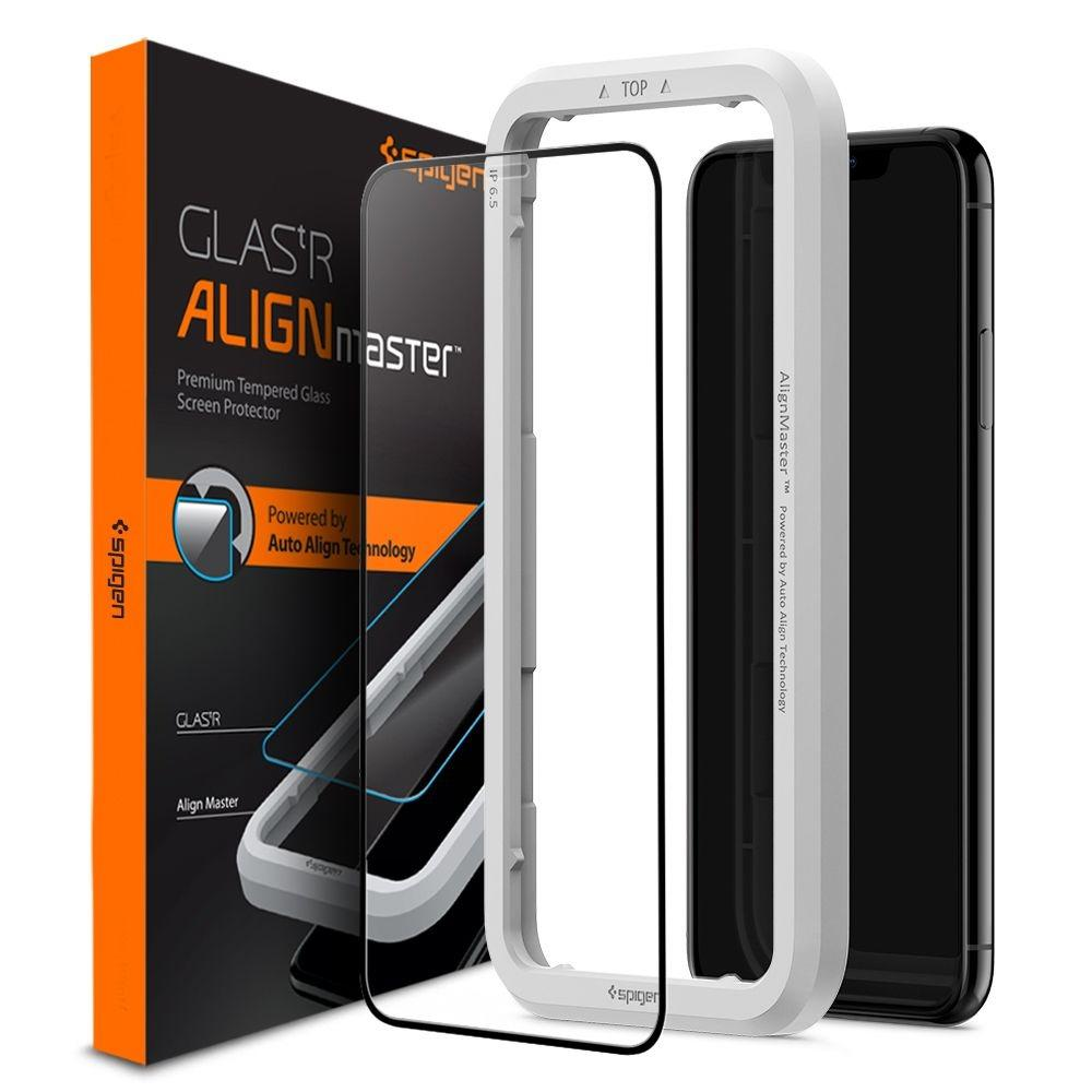 iPhone 11/XR AlignMaster GLAS.tR Full Cover
