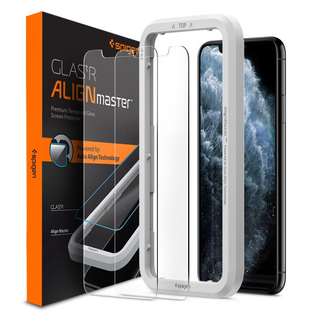 iPhone 11 Pro Max AlignMaster GLAS.tR (2-pack)