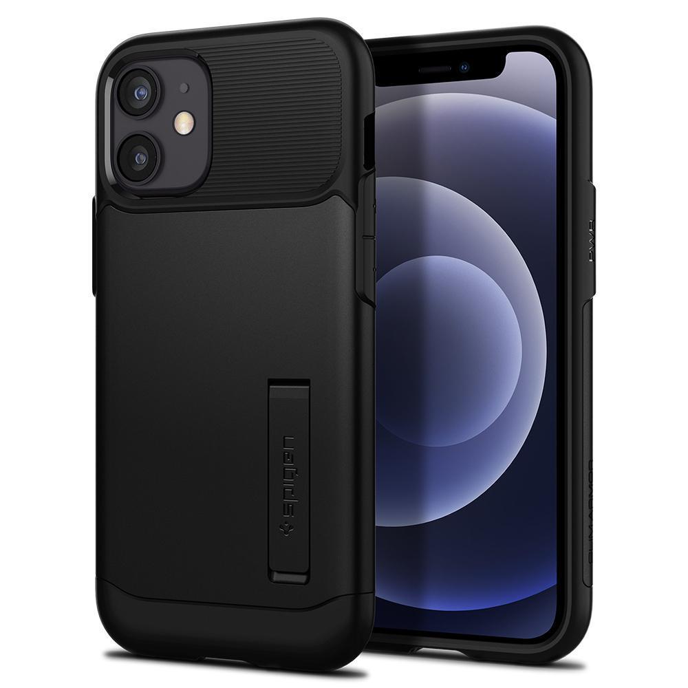 iPhone 12 Mini Case Slim Armor Black