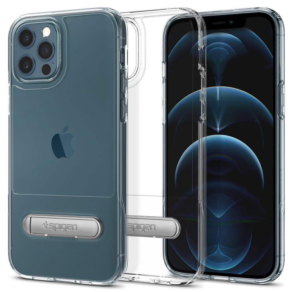 iPhone 12 Pro Max Case Slim Essential S Crystal Clear