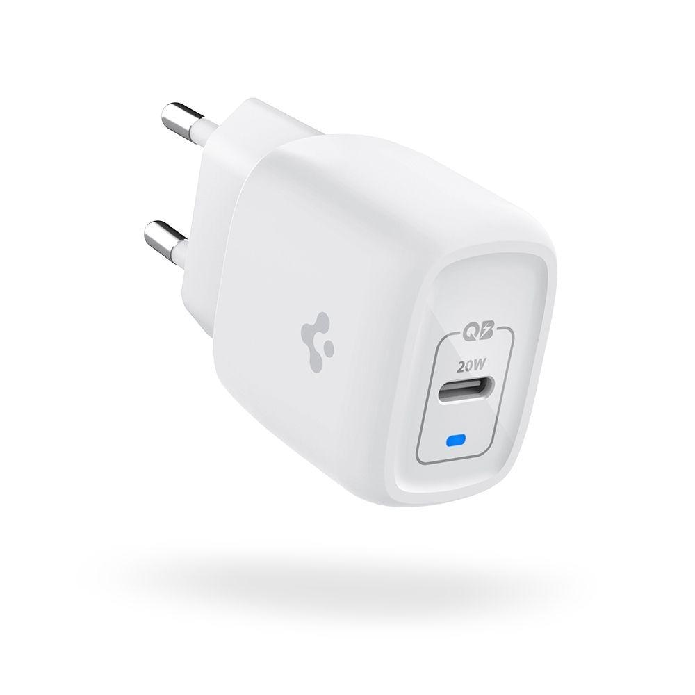 PowerArc ArcStation Pro 20W Wall Charger White