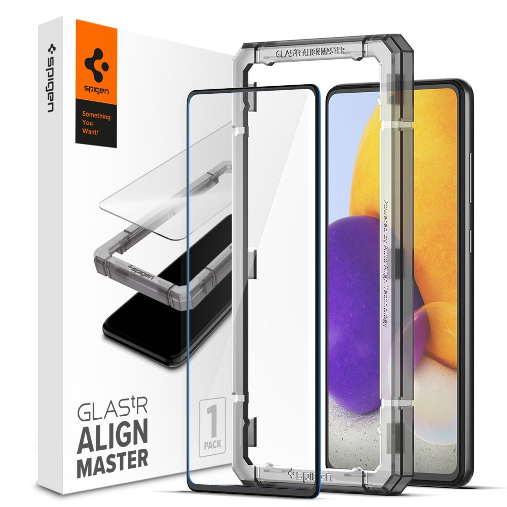 Samsung Galaxy A72 5G AlignMaster GLAS.tR Full Cover