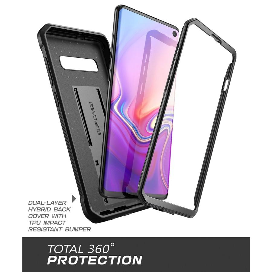 Unicorn Beetle Pro Case Galaxy S10 Black