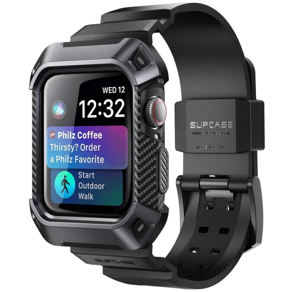 Unicorn Beetle Pro Wristband Case Watch 44mm Black