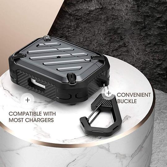 Unicorn Beetle Pro Case AirPods Pro Black