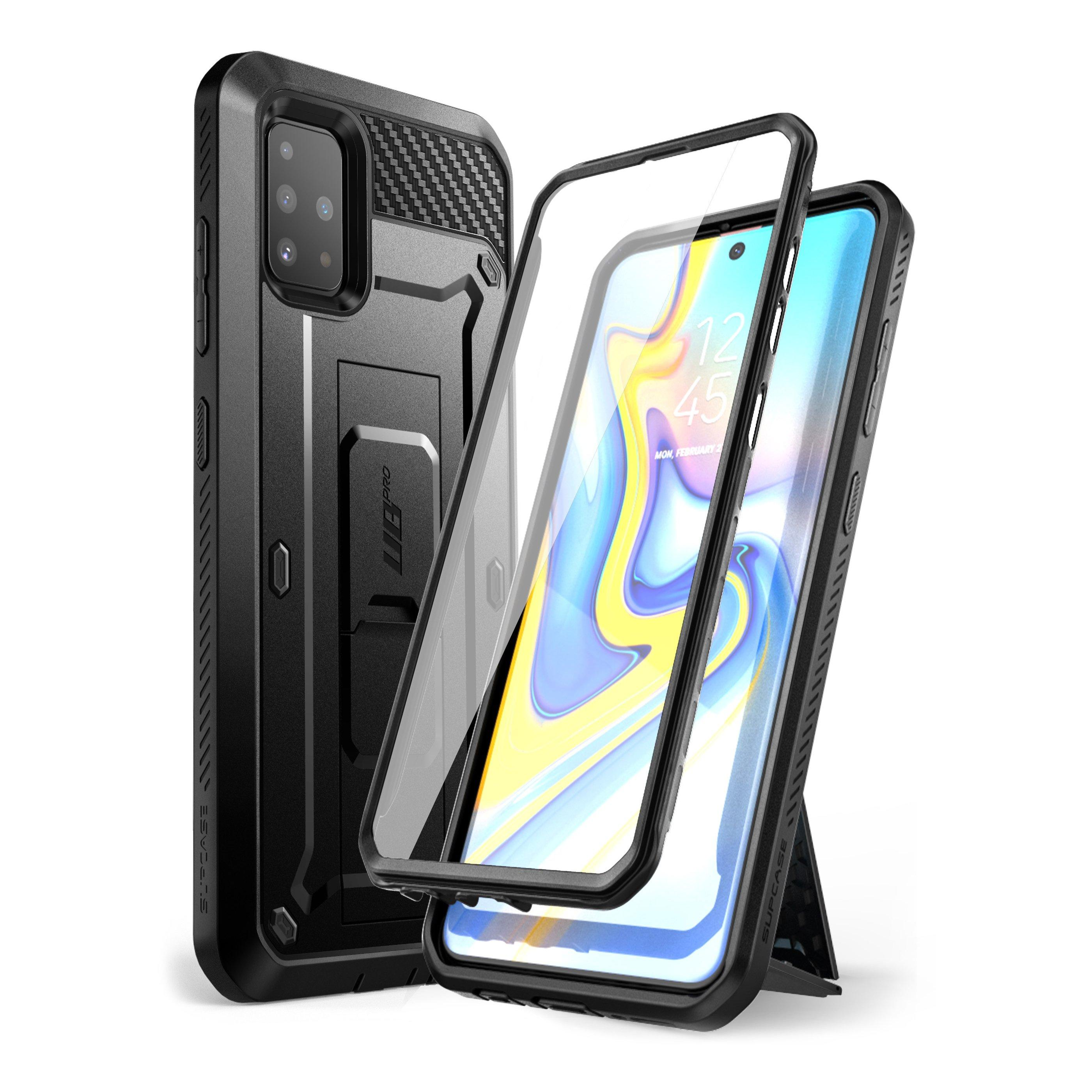Unicorn Beetle Pro Case Galaxy A71 Black