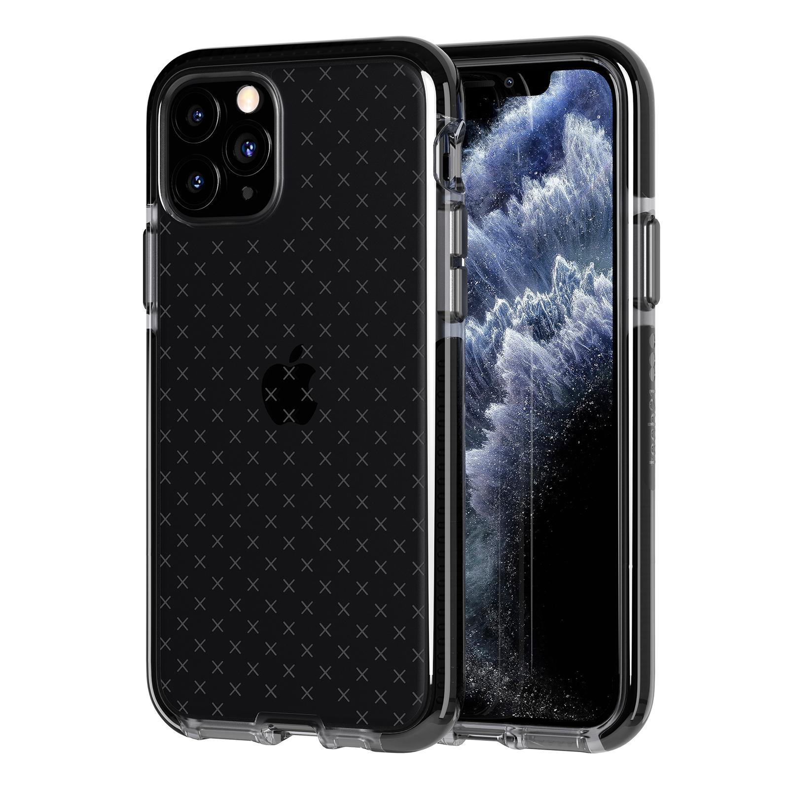 Evo Check Case iPhone 11 Pro Smokey Black