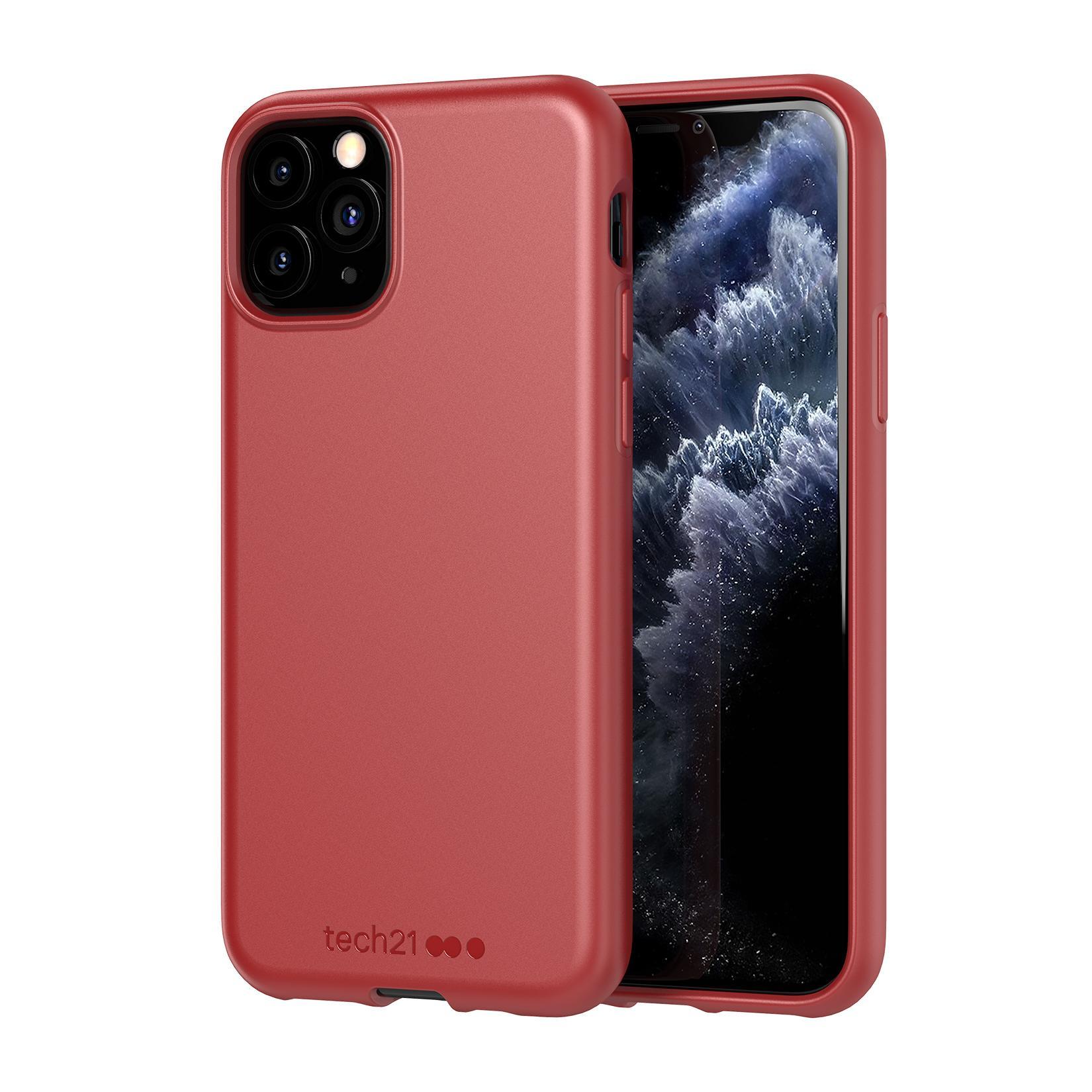Studio Colour Case iPhone 11 Pro Terra Red