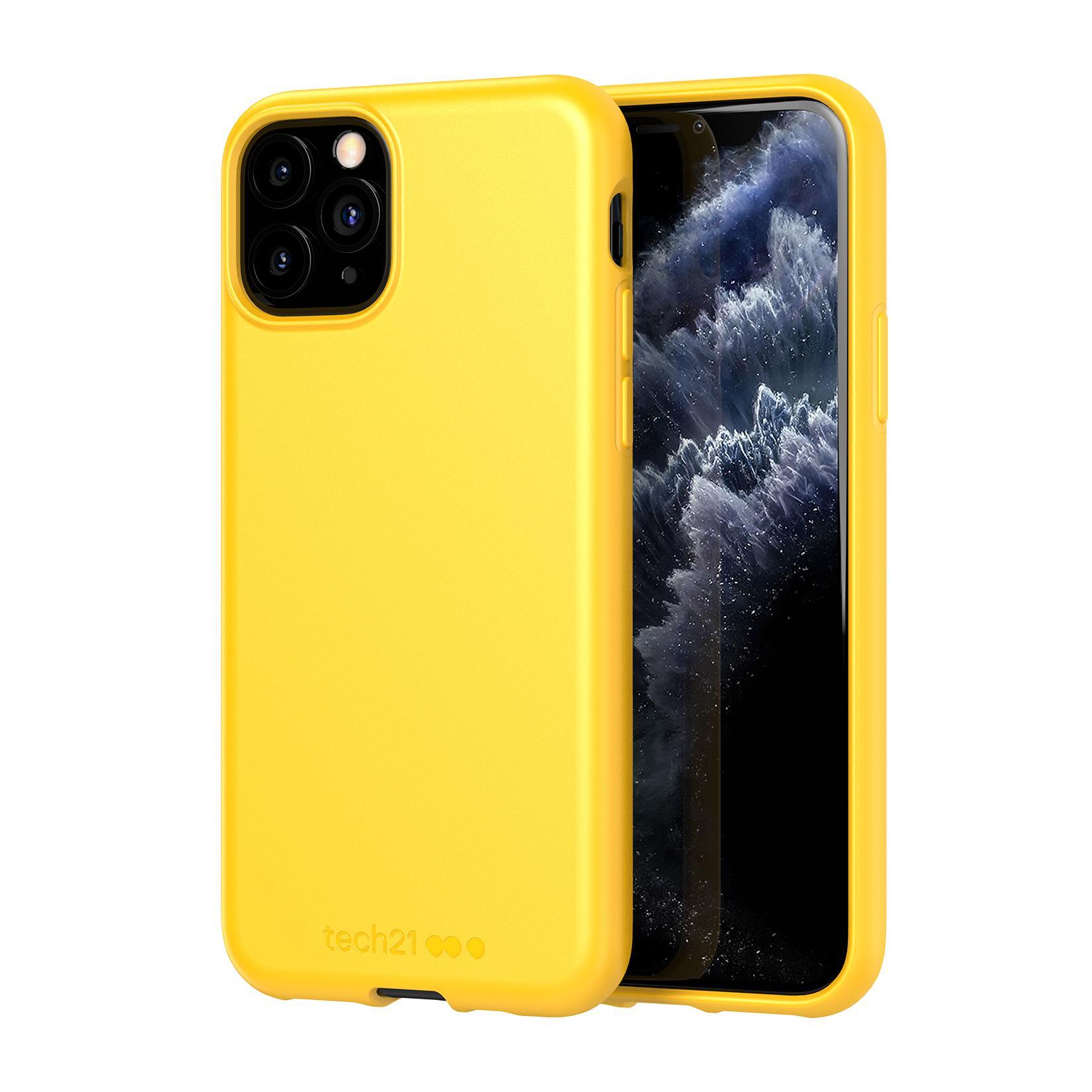 Studio Colour Case iPhone 11 Pro Yellow