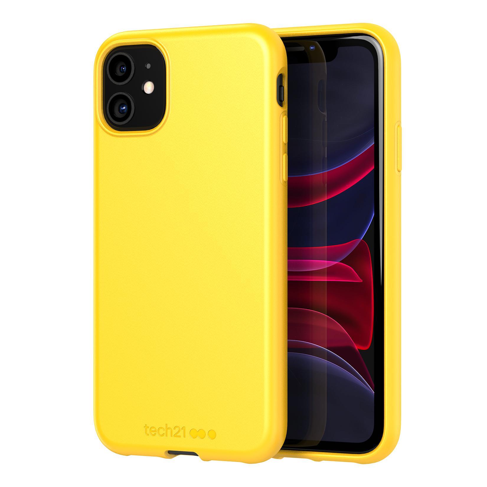 Studio Colour Case iPhone 11 Yellow