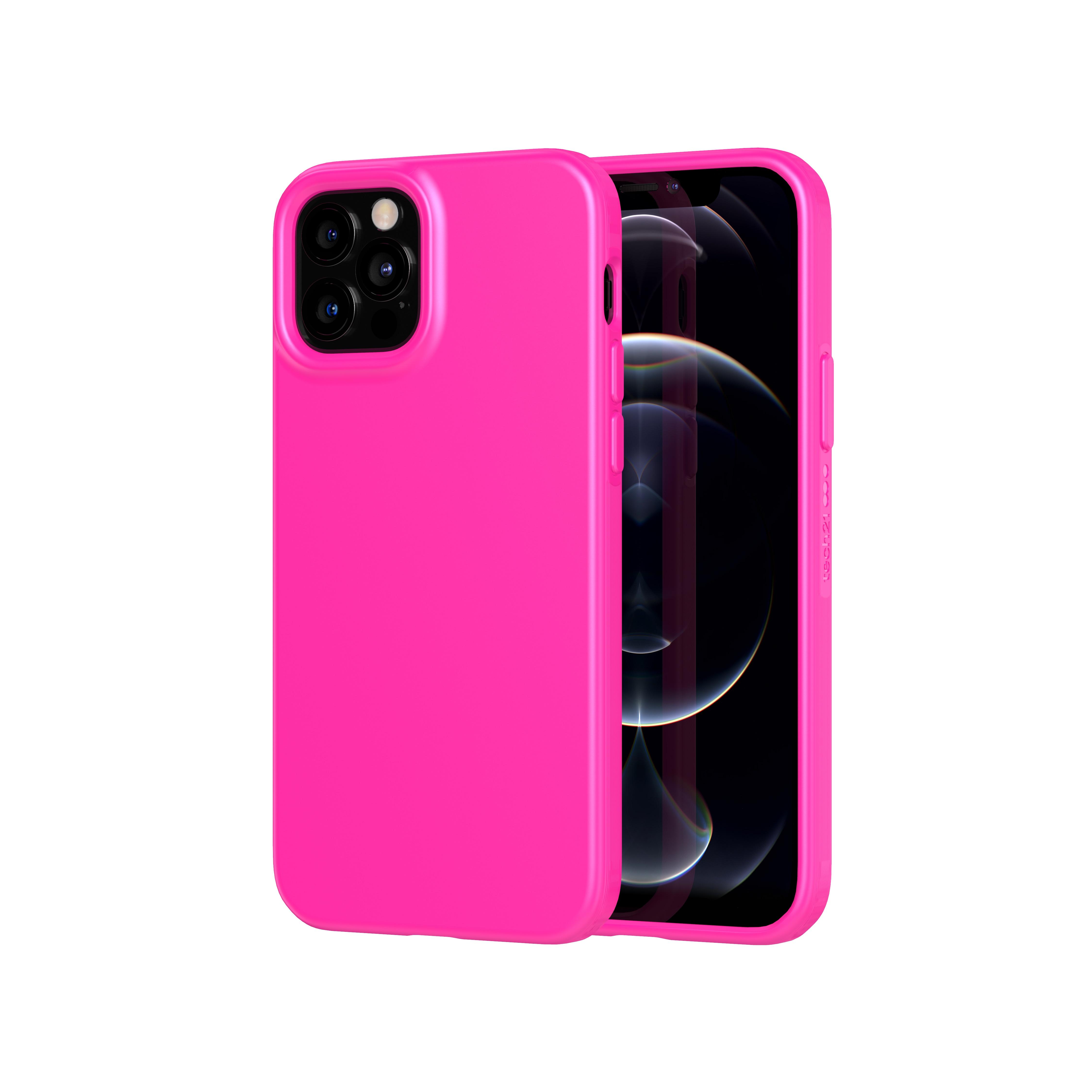 Evo Slim Case iPhone 12/12 Pro Mystical Fuchsia